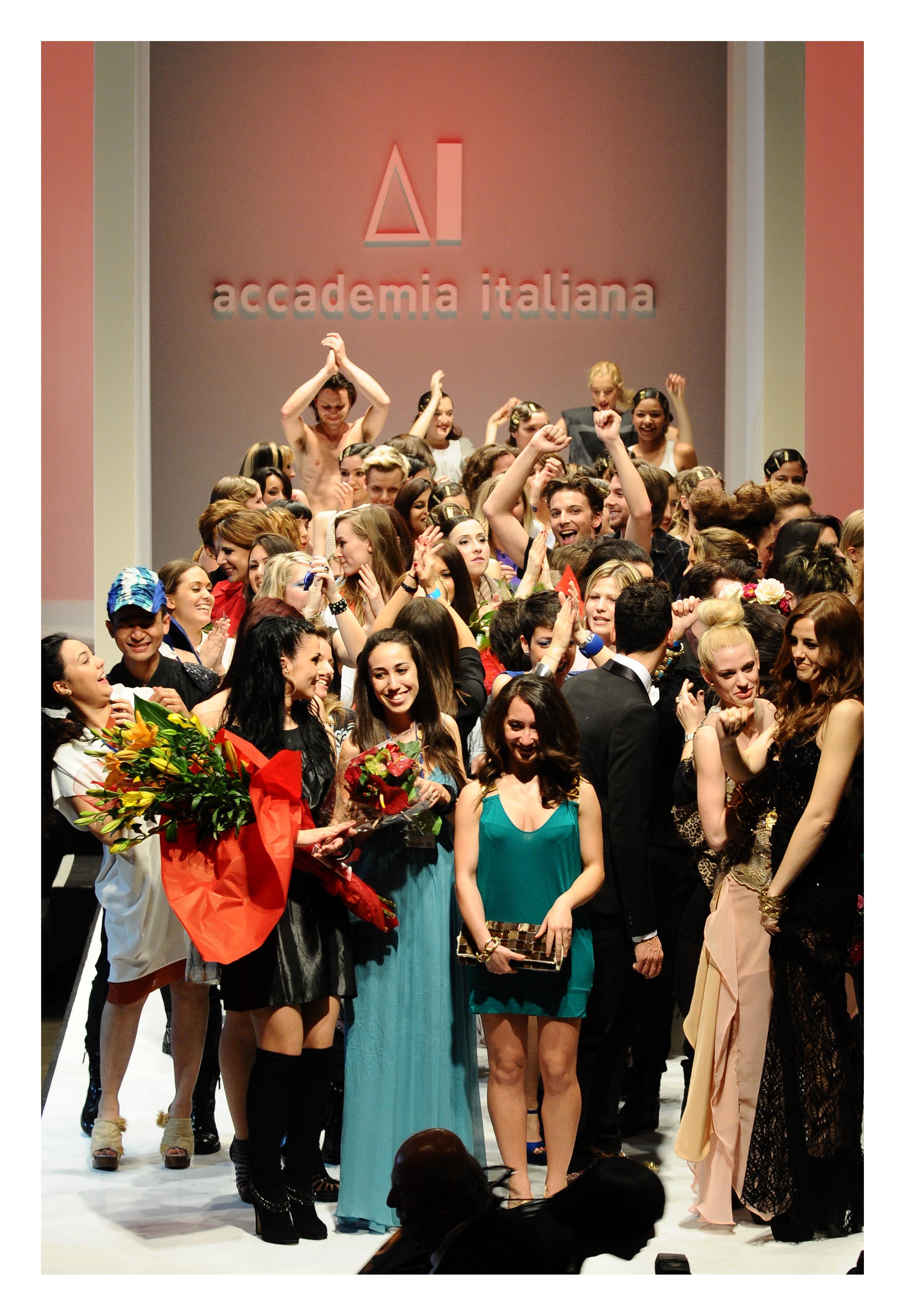 Accademia italiana vince tutto for Accademia della moda milano