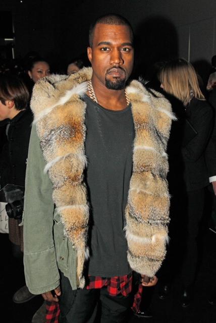 Louis Vuitton: Frontrow – Paris Fashion Week Menswear Autumn/Winter 2013