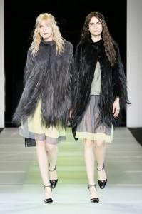 Giorgio Armani Womenswear FW1415 #4