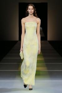 Giorgio Armani Womenswear FW1415 #7