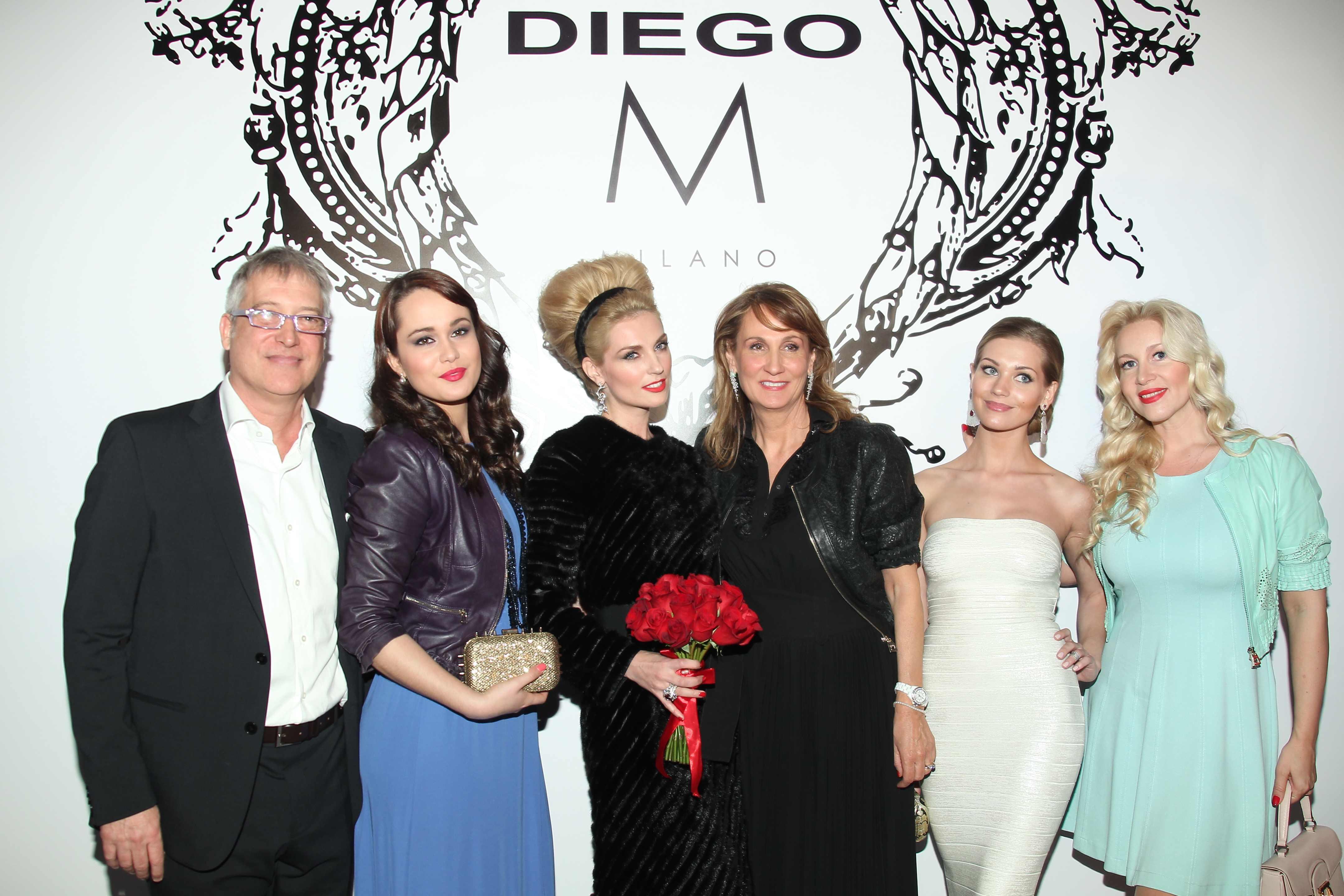 Diego Mazzi, Martha, Alexandra Savelieva, Manuela Bortolameolli, Kristina Asmus, Ekaterina Odintsova2