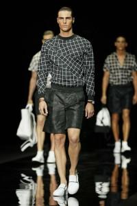Emporio Armani Menswear SS15 #05