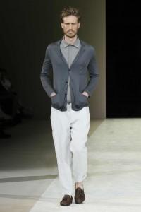 Giorgio Armani Menswear SS15 #2