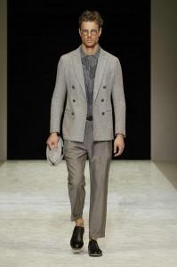 Giorgio Armani Menswear SS15 #3