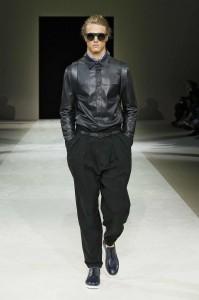 Giorgio Armani Menswear SS15 #5