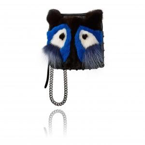 Bonita Rosita Shoulder Bag Mink and Fox 600 EURO_4500 DKK