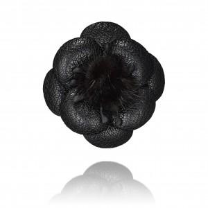 Isabel Shoe Clip Leather Mink – 2 pieces. 134 EURO_1000 DKK