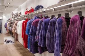 PAJARO Flagship store a Milano interno