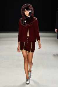 Francesca Liberatore – Runway – Mercedes-Benz Fashion Week Fall 2015